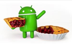 Андроид раздает торт