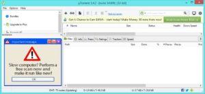utorrent старый интерфейс