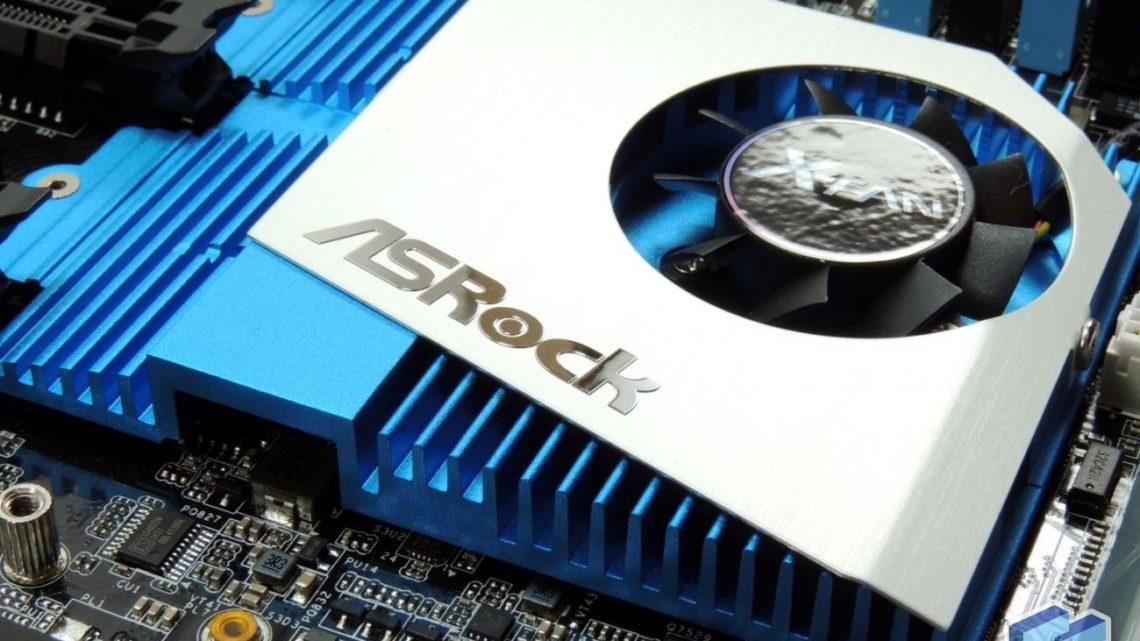 Материнская плата ASRock X99 WS-E/10G с двумя портами 10G Ethernet