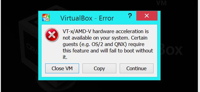 Как включить Intel VT-x в биосе или UEFI компьютера?