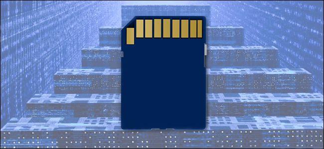 Как восстановить изображения с поврежденной SD-карты?