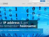 Динамический DNS — простой способ попасть в домашнюю сеть. Настройка и установка