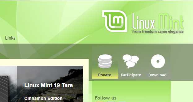 Как обновиться до Linux Mint 18