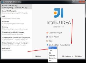 Добавляем GitHub в IntelliJ IDEA